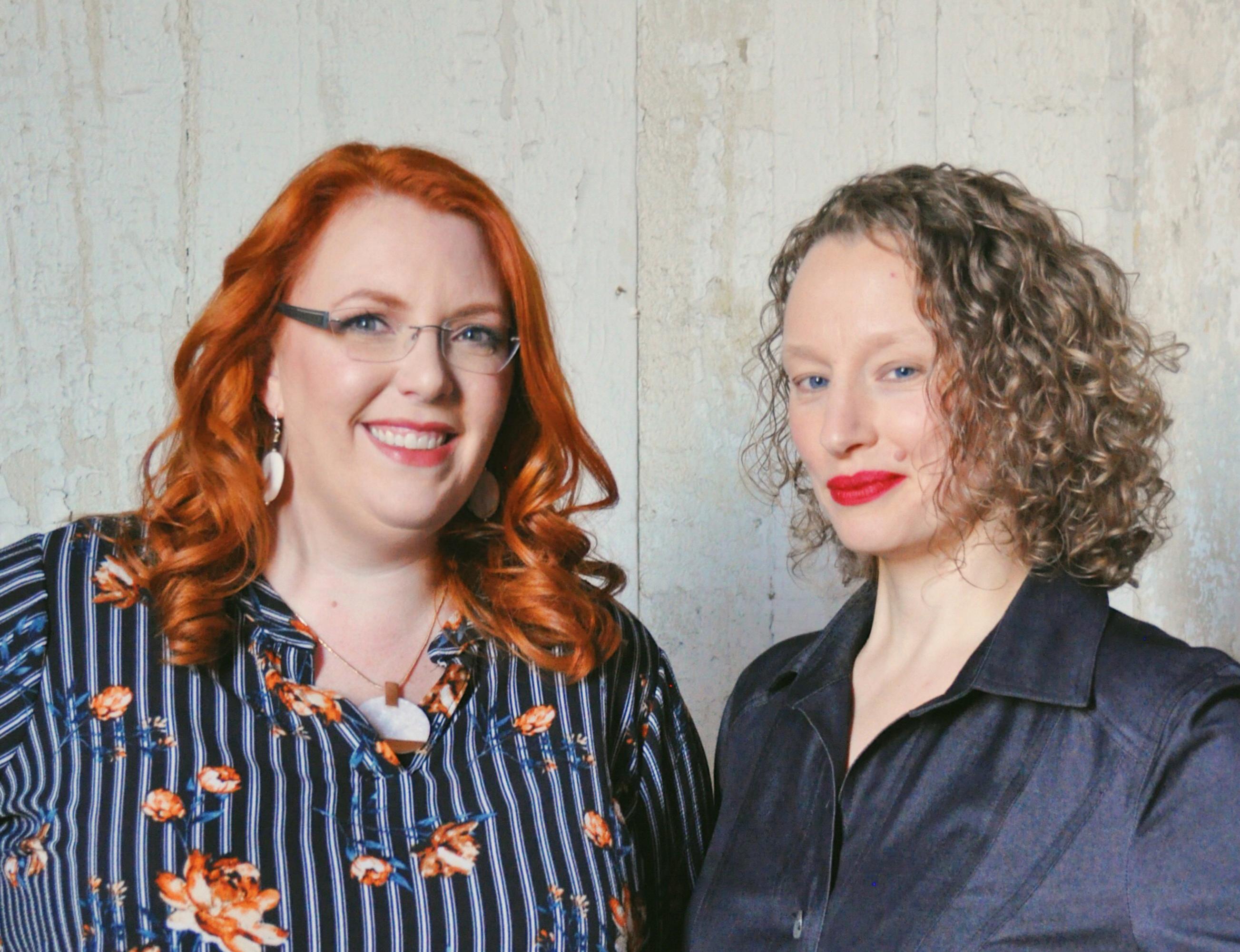 Anna and Sarah